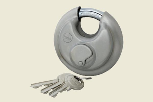 Lock – 70mm Discus Padlock